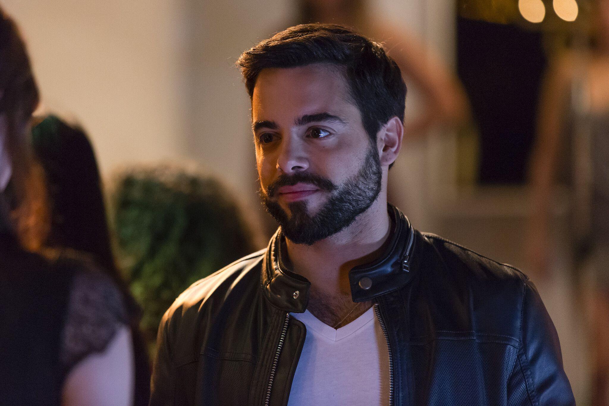 Pedro Carvalho interpreta Tomás / Divulgação