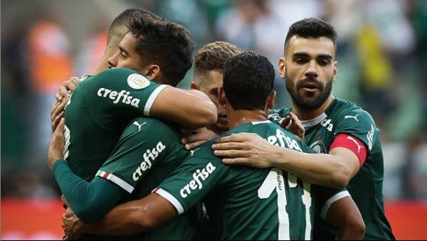 Destaque para o jogo Fortaleza x Palmeiras