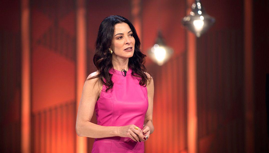 Ana Paula Padrão apresenta o MasterChef – A Revanche