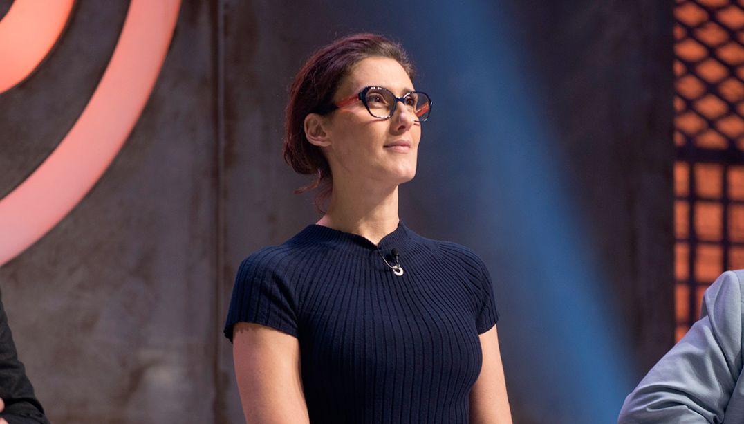 Paola Carosella é uma das juradas do MasterChef – A Revanche