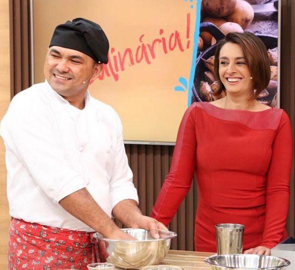 Chef Rogério e Catia / Divulgação