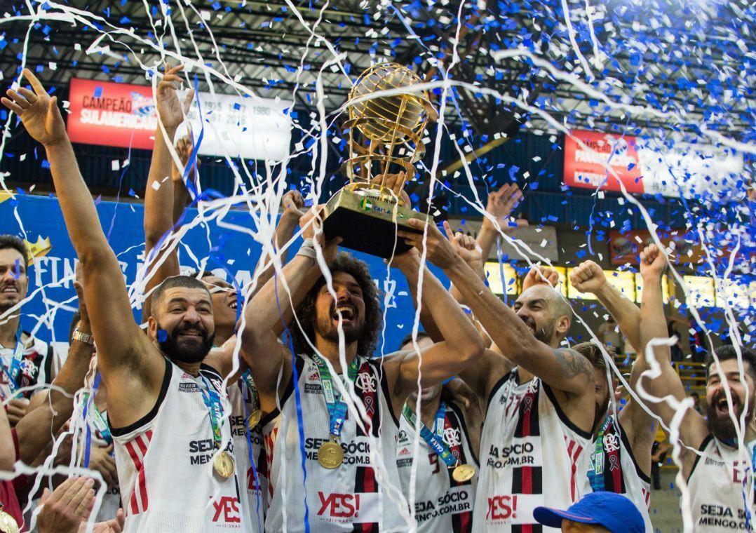 Flamengo, última equipe campeã do torneio / Divulgação
