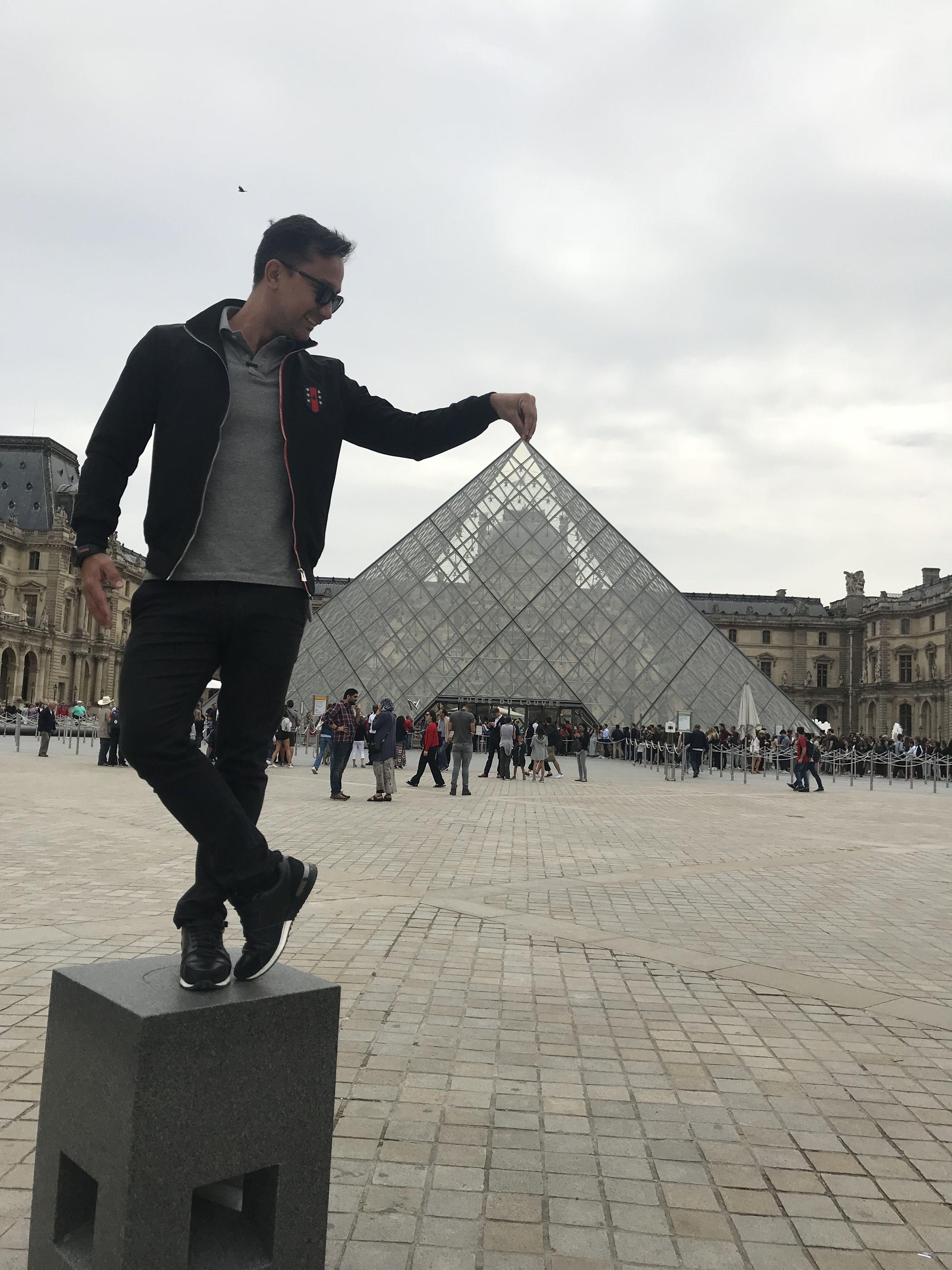 Paris, a cidade da luz