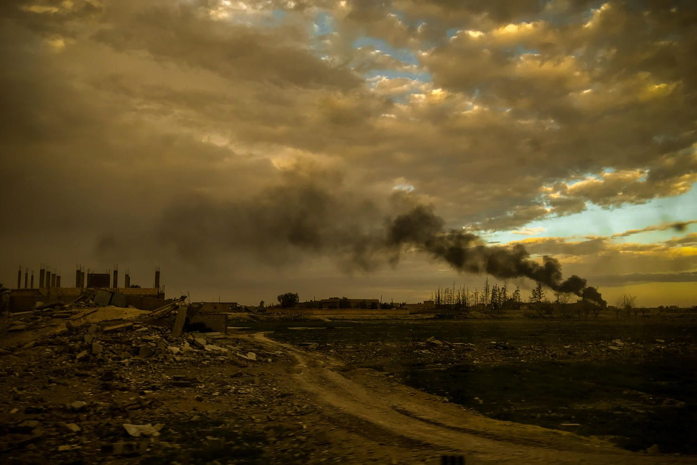 Yan Boechat novamente na Síria