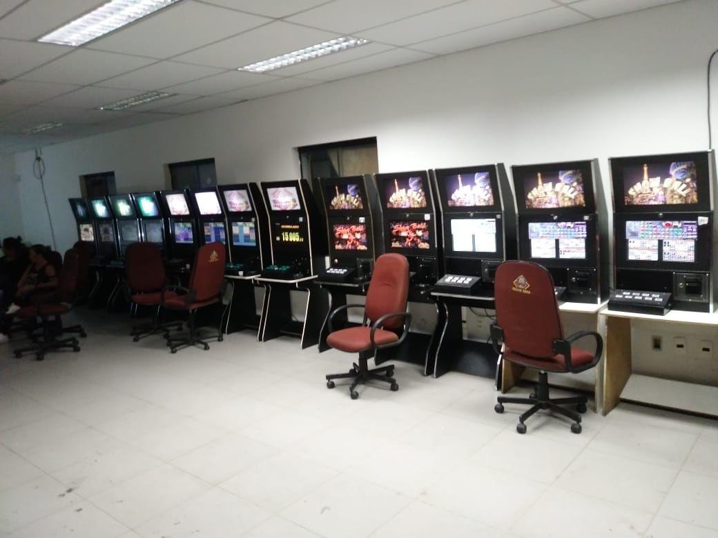 Polícia desativa casa de jogos de azar em Taubaté