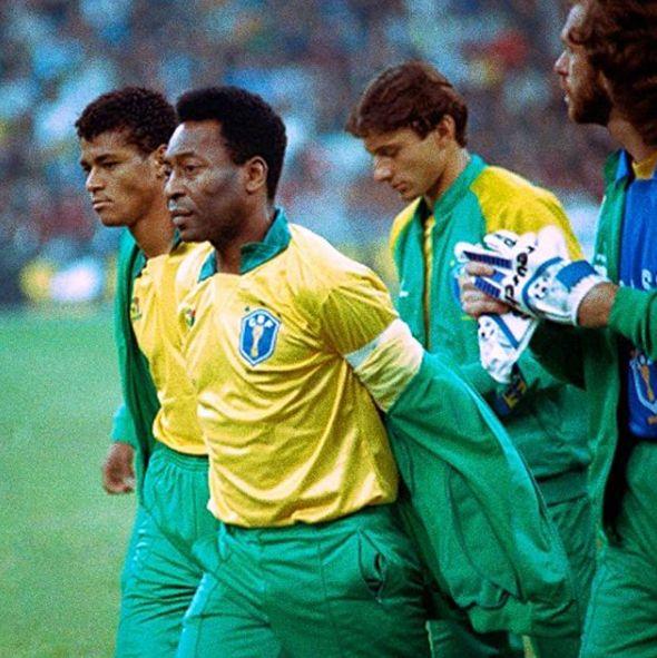 Uma homenagem ao rei Pelé