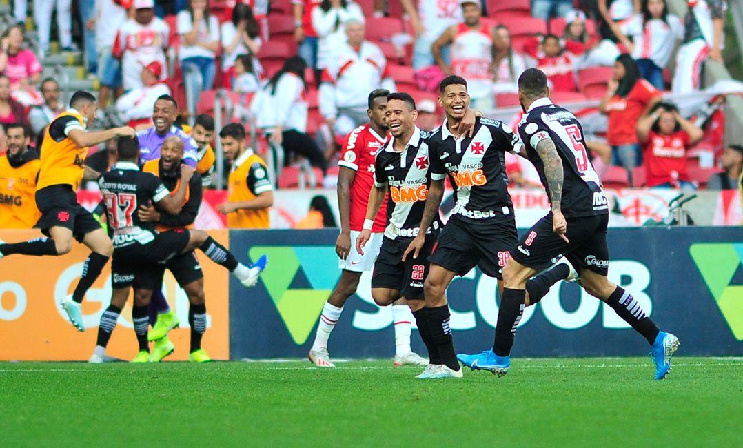 Vasco quebra jejum de 12 anos no Beira-Rio e derrota o Internacional