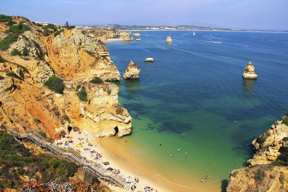 Praia do Camilo em Algarve, Portugal / Divulgação