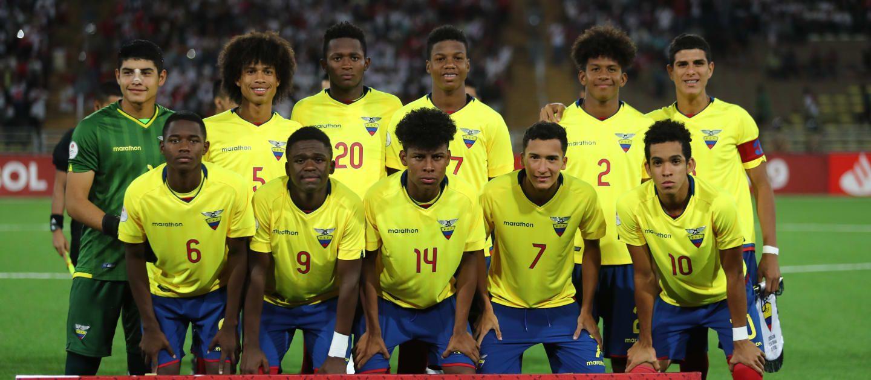 Equador x Austrália