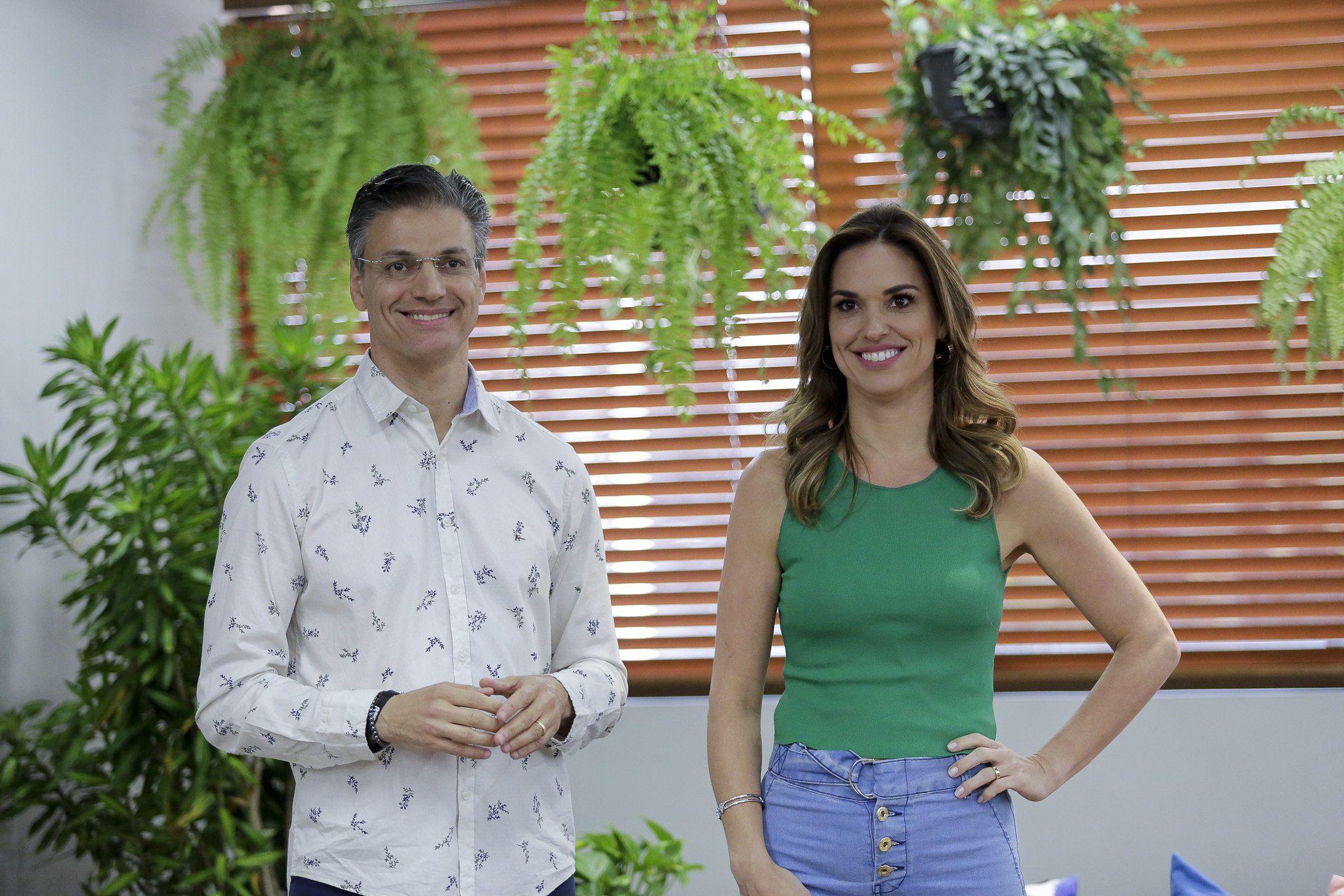 Fernando Seabra e Ana Luísa Medici / Divulgação