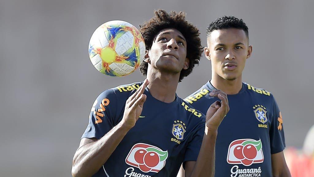 Jogadores do Brasil Sub 17 / Divulgação / FIFA