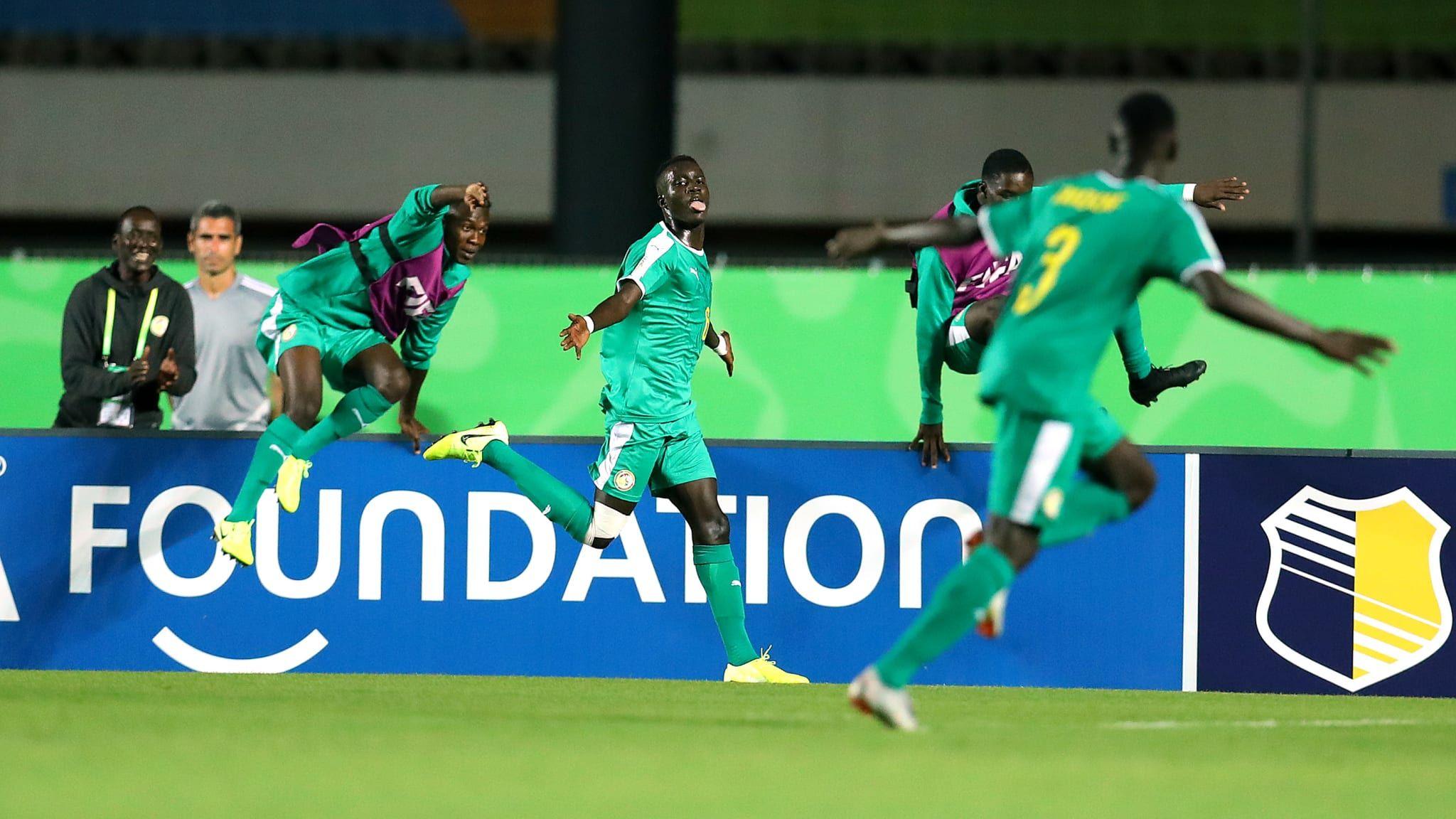 Holanda x Senegal