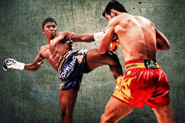 Torneio de Muay Thai