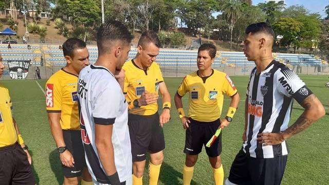 Atlético MG e Vasco disputam vaga para a Semi / Divulgação