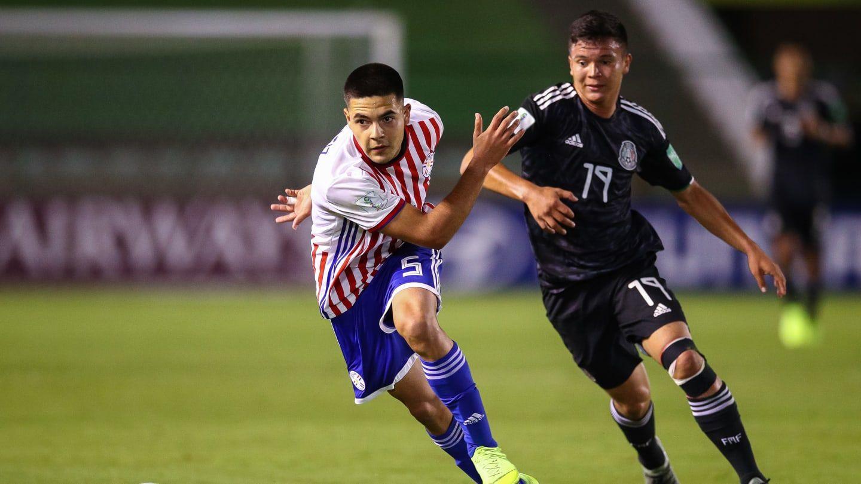 Paraguai x Argentina