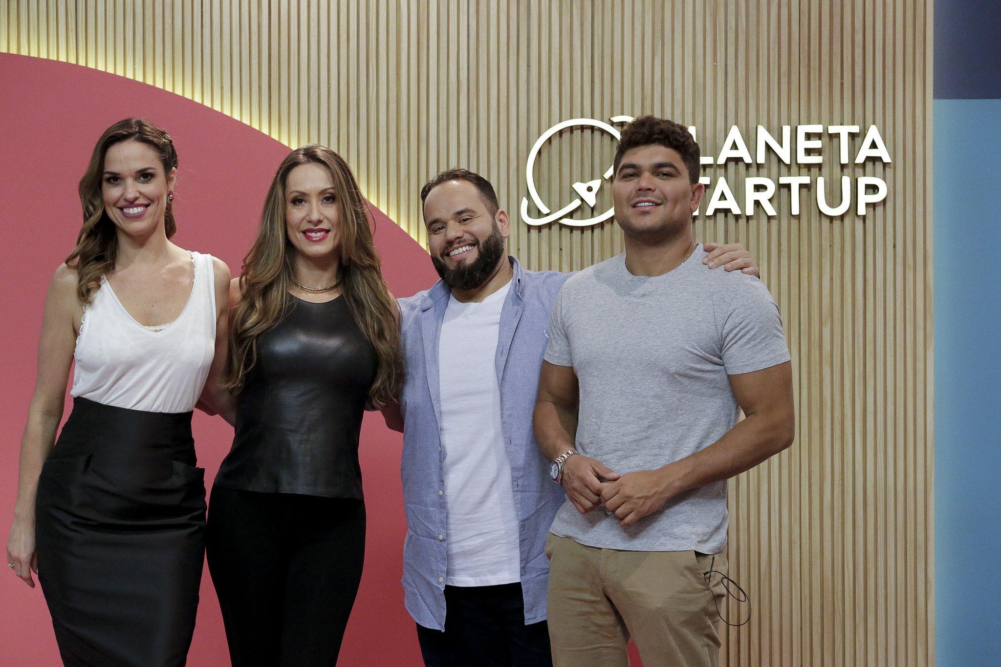 Equipe do Planeta Startup / Divulgação
