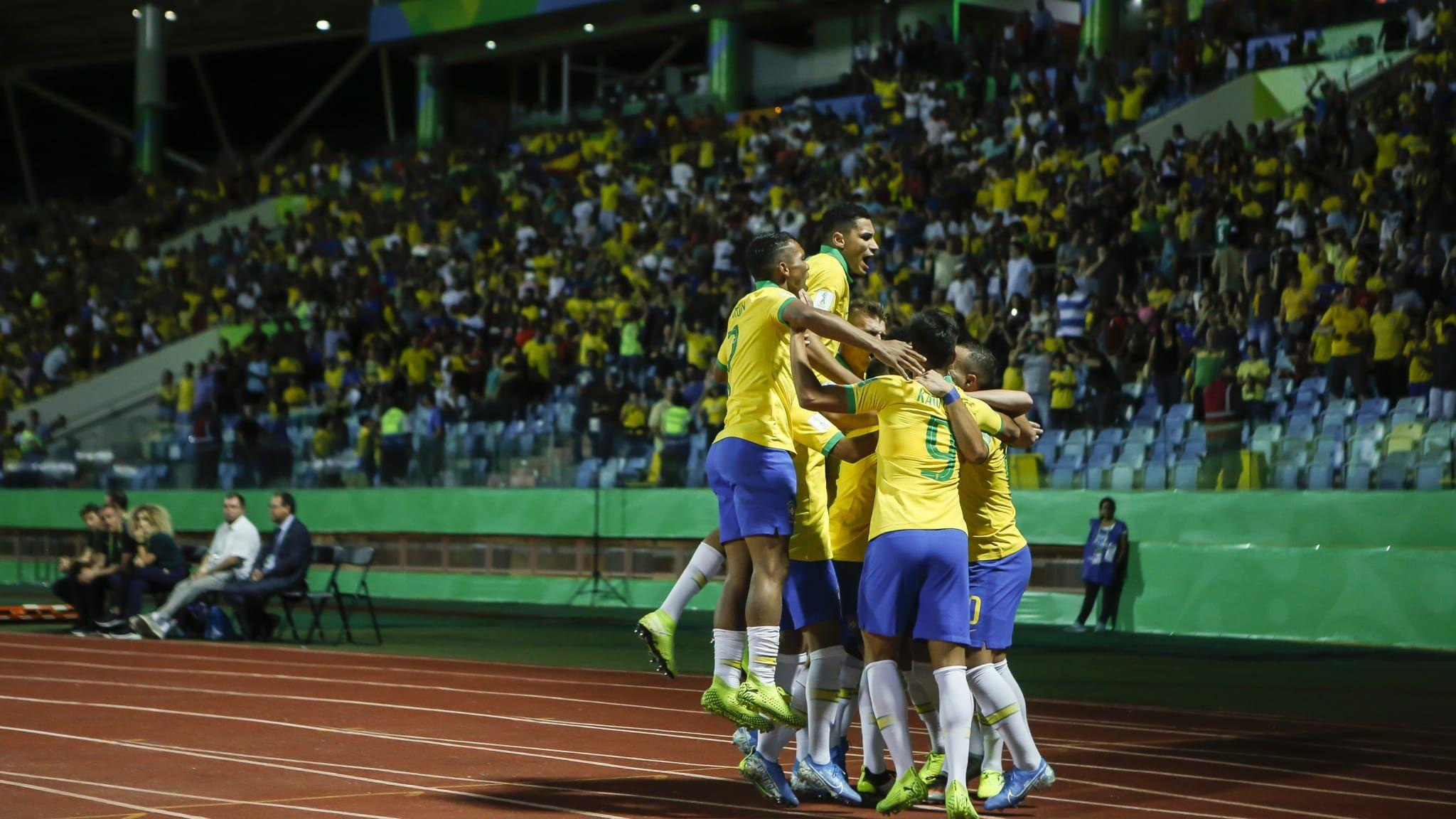 França x Brasil