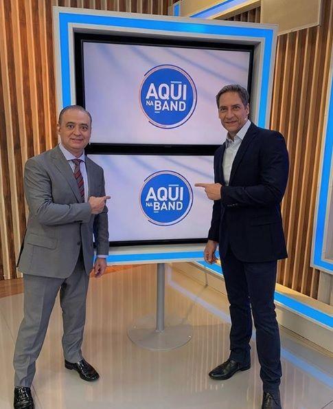 Sérgio Tannuri e Luis Lacombe / Divulgação