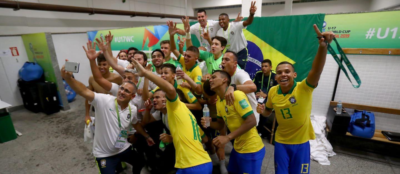 Seleção Brasileira Sub 17  / Divulgação / FIFA