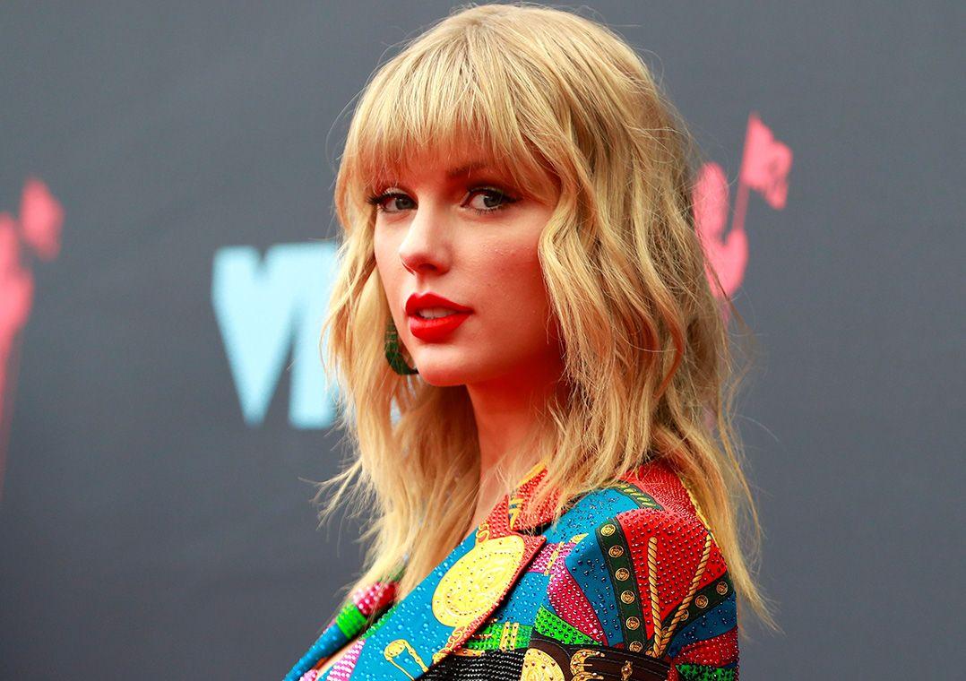 Taylor Swift é impedida de apresentar músicas antigas em premiação
