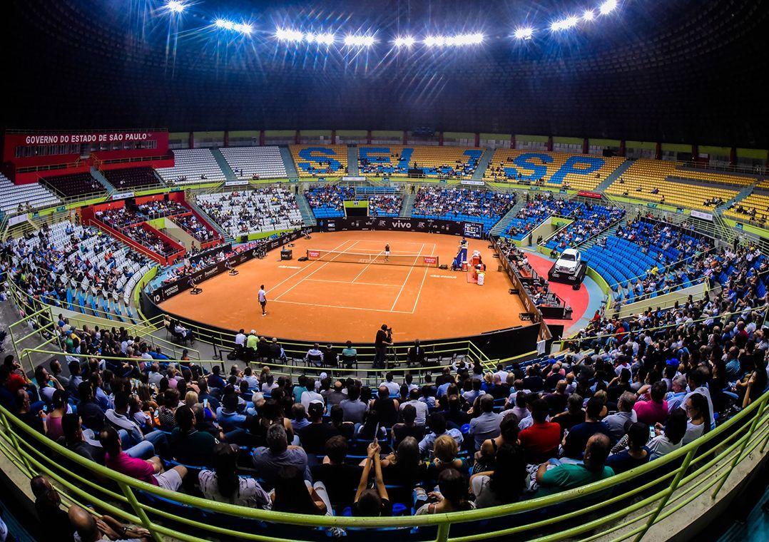 Brasil Open começou a ser disputado em 2001 / Alexandre Carvalho/DGW Comunicação