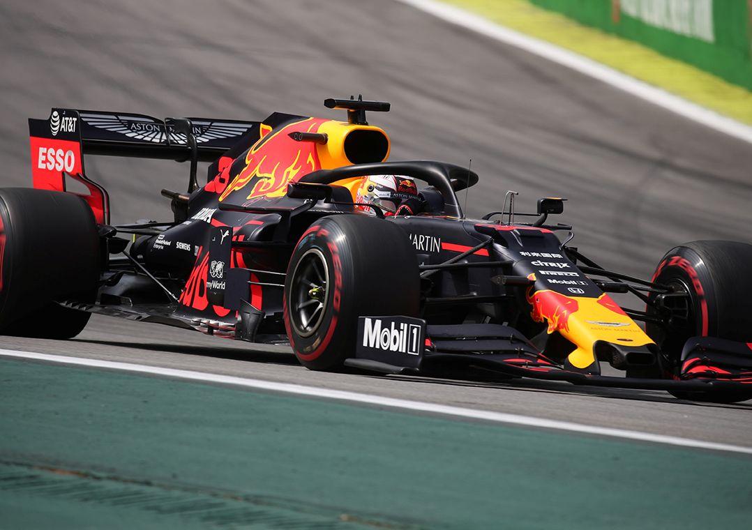 Verstappen foi o pole position da prova e fez ótima corrida / Ricardo Moraes/Reuters