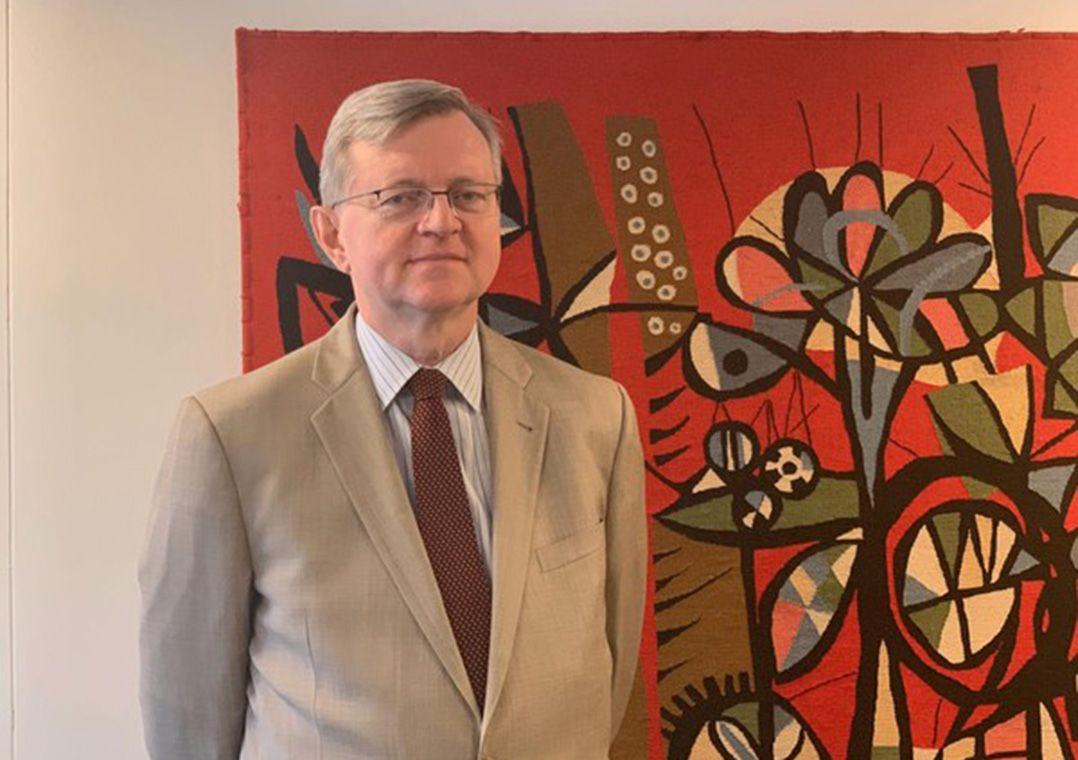 Aprovação de Nestor Forster para embaixada nos Estados Unidos está nas mãos do Senado