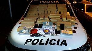 / Divulgação/ Polícia Militar