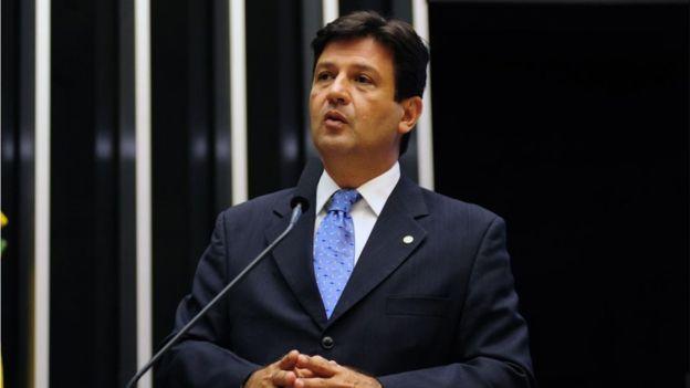 Luiz Henrique Mandetta é o convidado
