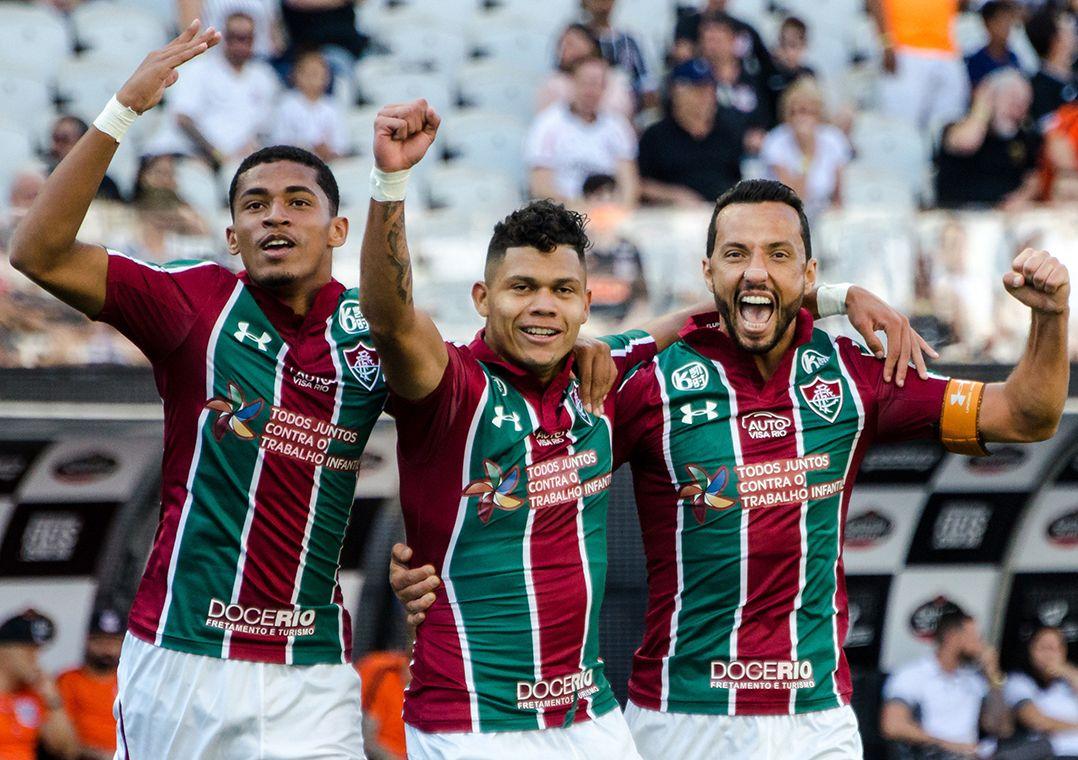 Fluminense derrota o Corinthians e obtém a vaga na Copa Sul-Americana