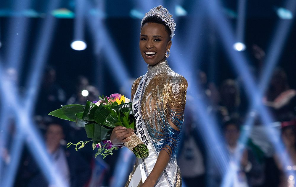 Zozibini Tunzi é a nova Miss Universo