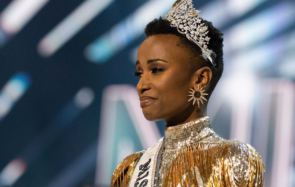 Miss Universo: 'Uma mulher com minha pele não era considerada bonita'