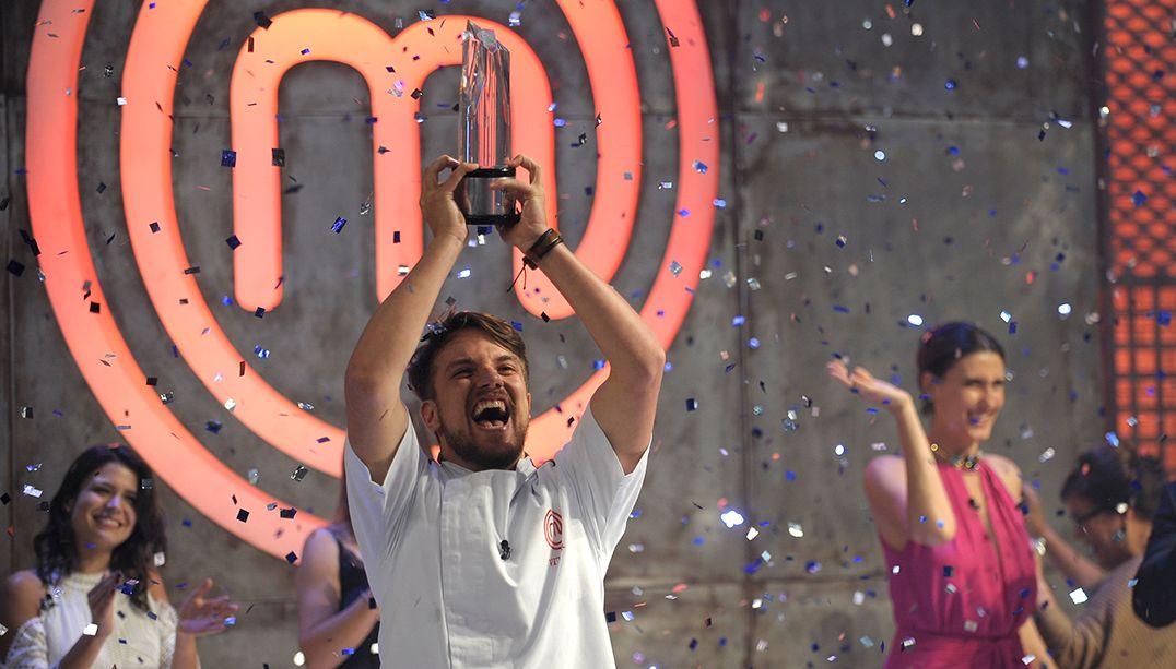 'Eu me sentia menos favorito que o Estefano', diz Vitor após vitória