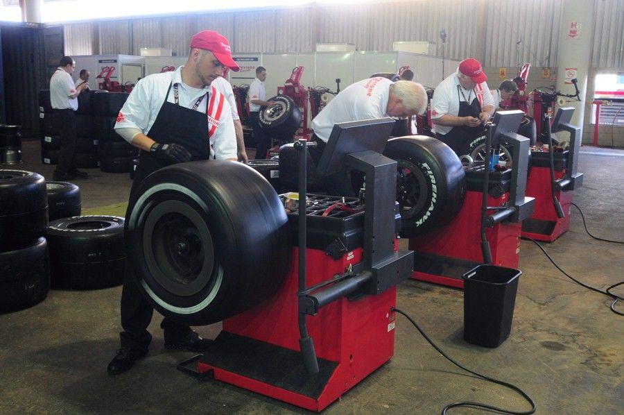 Equipes já definiram qual será o tipo de pneu que usarão na prova em São Paulo