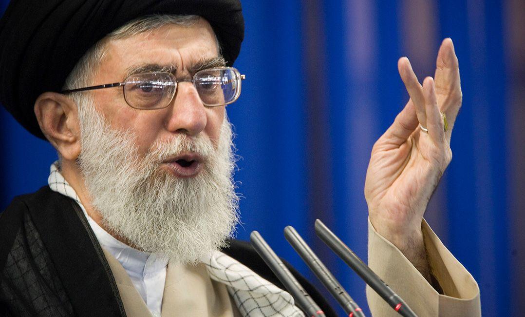 Resultado de imagem para Aiatolá Khamenei
