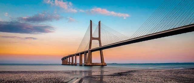A maior ponte da Europa fica em Portugal