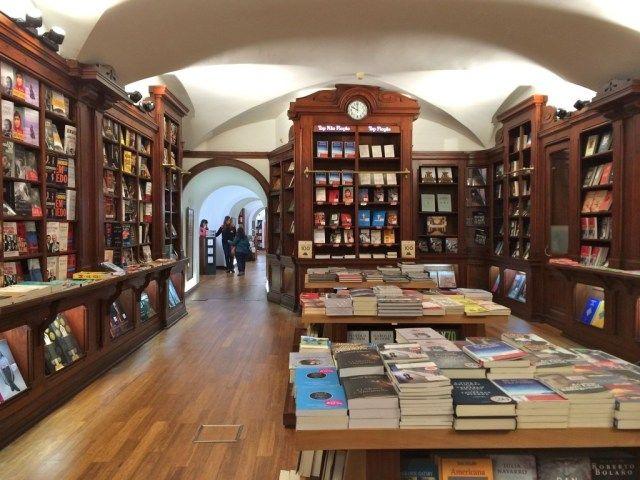 Livraria Bertrand em Portugal / Divulgação