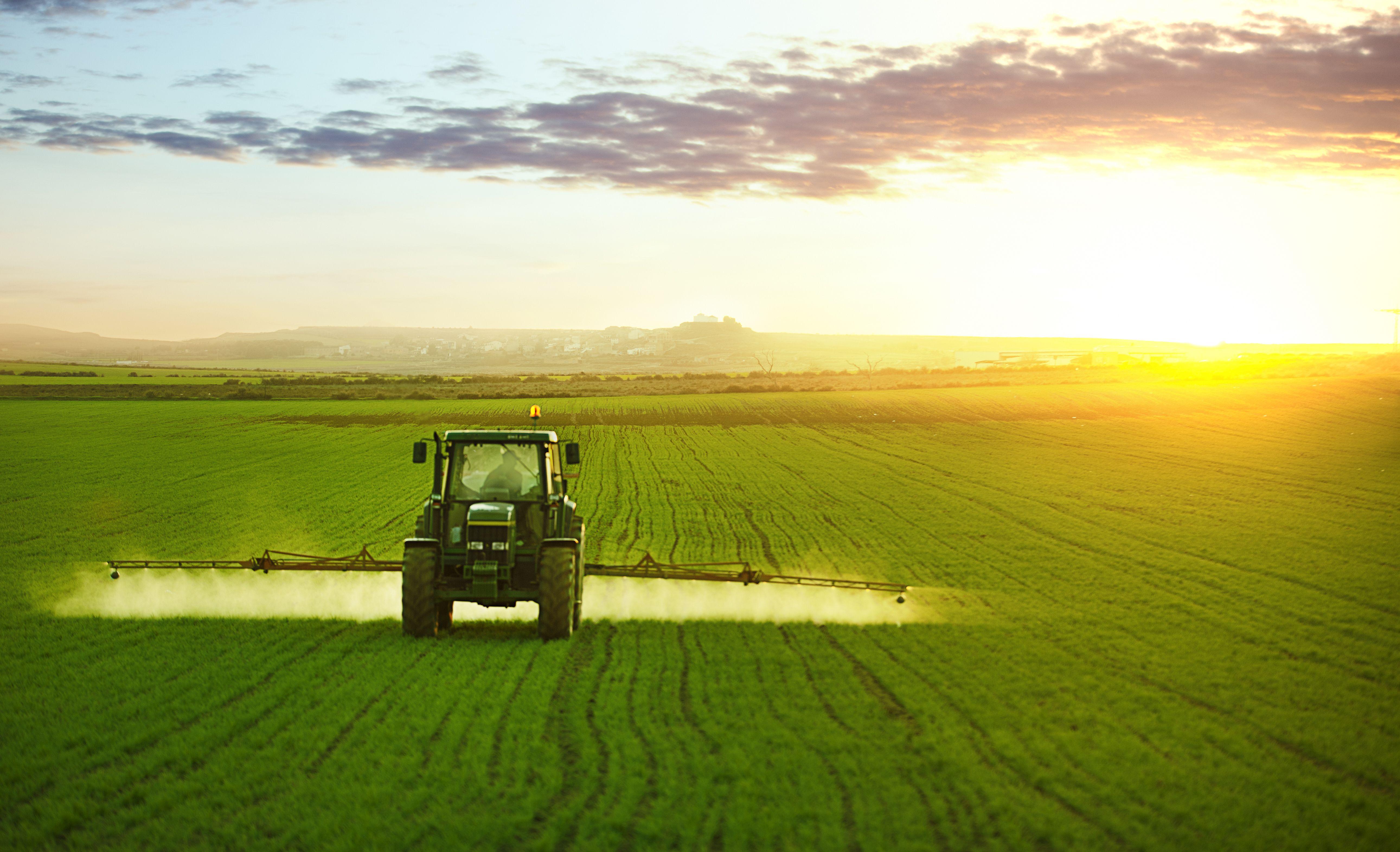 Consumo de pesticidas no Brasil