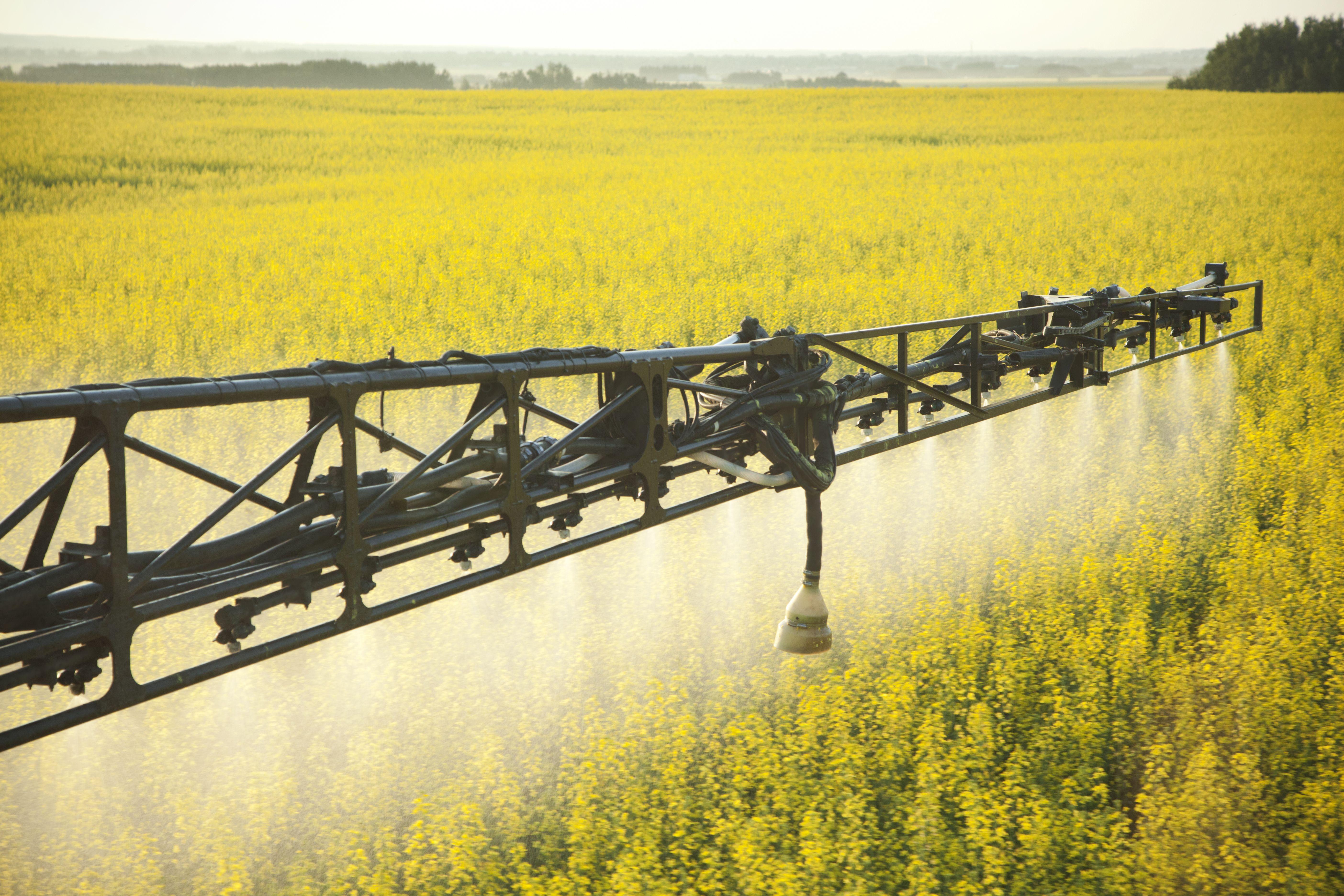 Liberação de pesticidas no Brasil