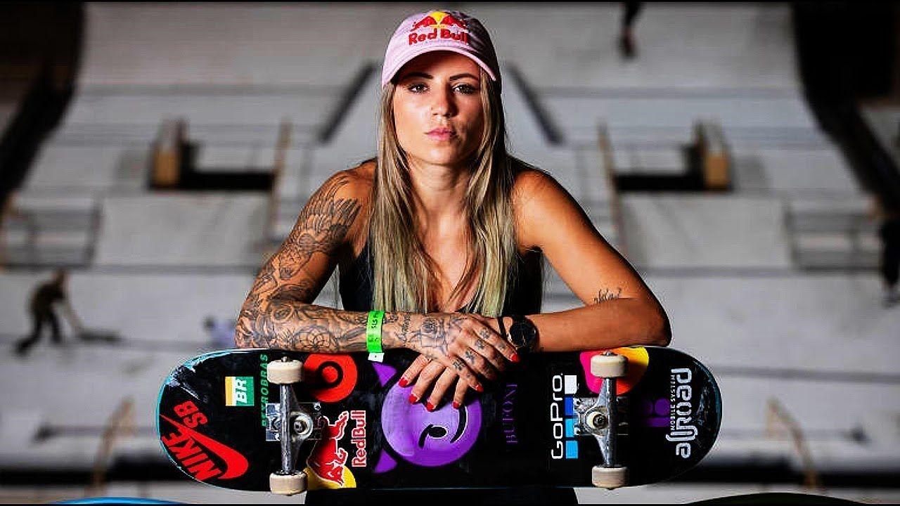 Uma entrevista exclusiva com Letícia Bufoni