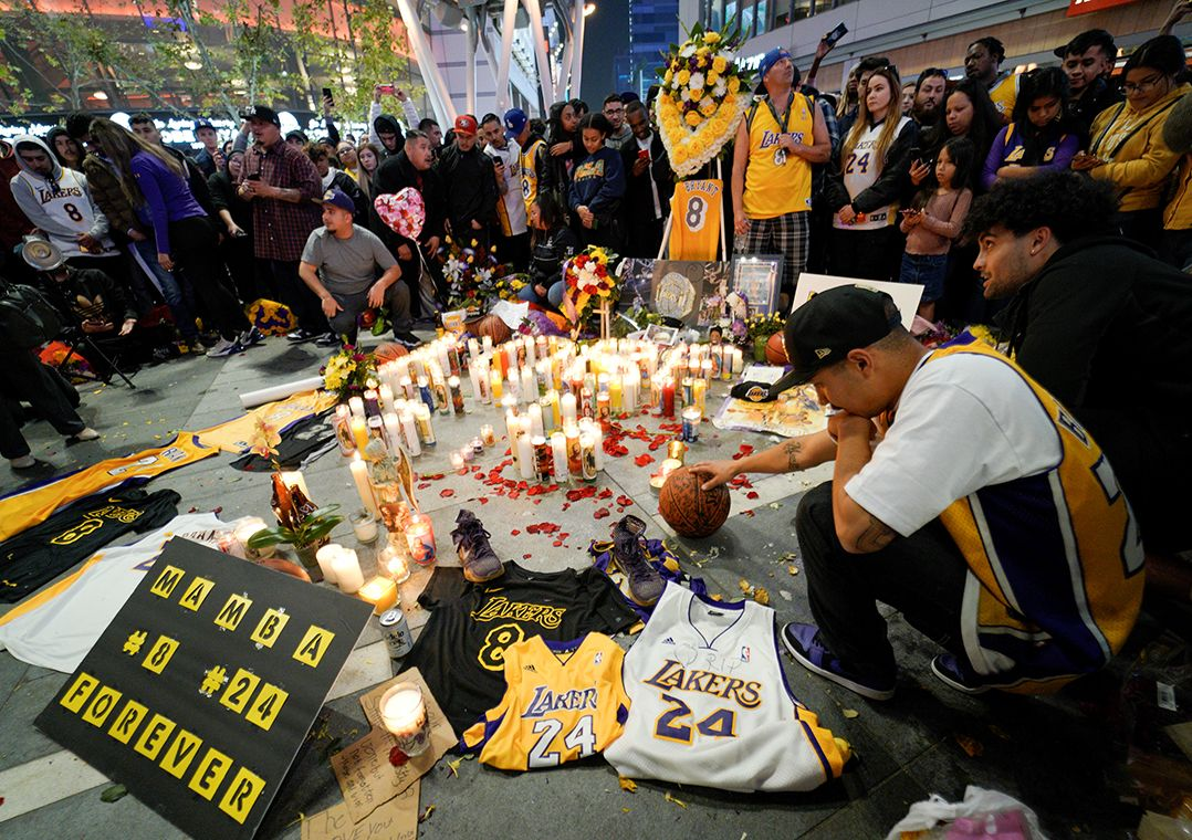 Nevoeiro pode ter causado acidente com helicóptero que matou Kobe