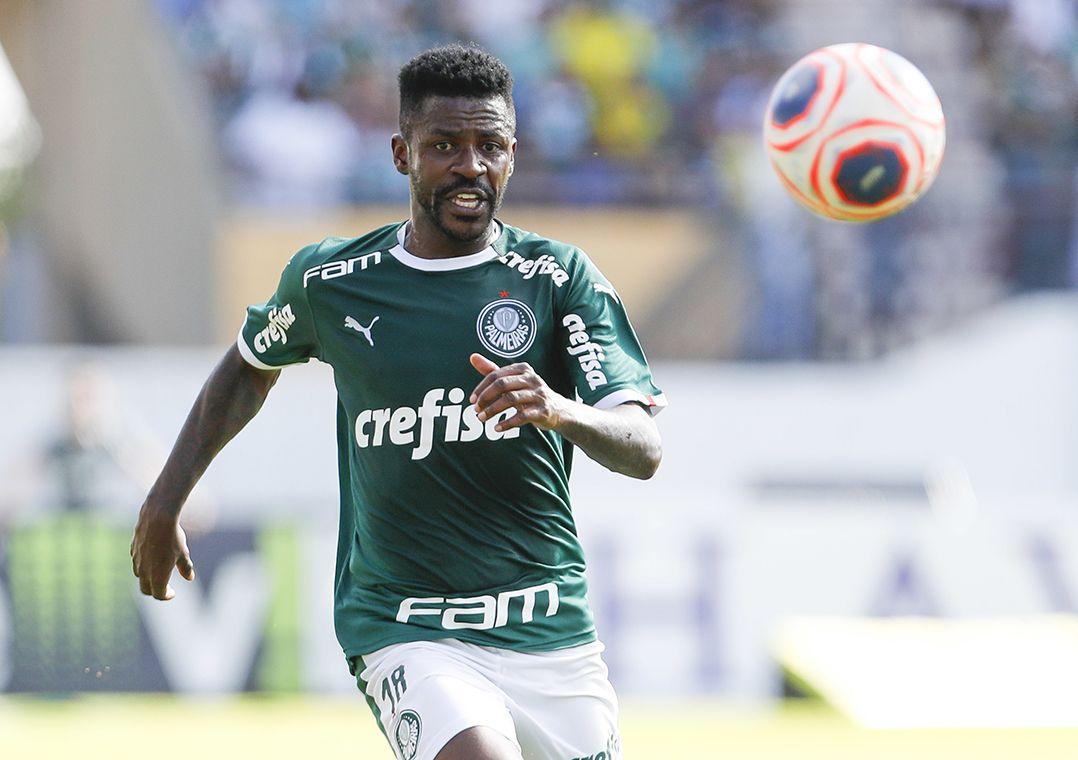 'Ramires ainda vai crescer muito no Palmeiras', prevê Luxemburgo