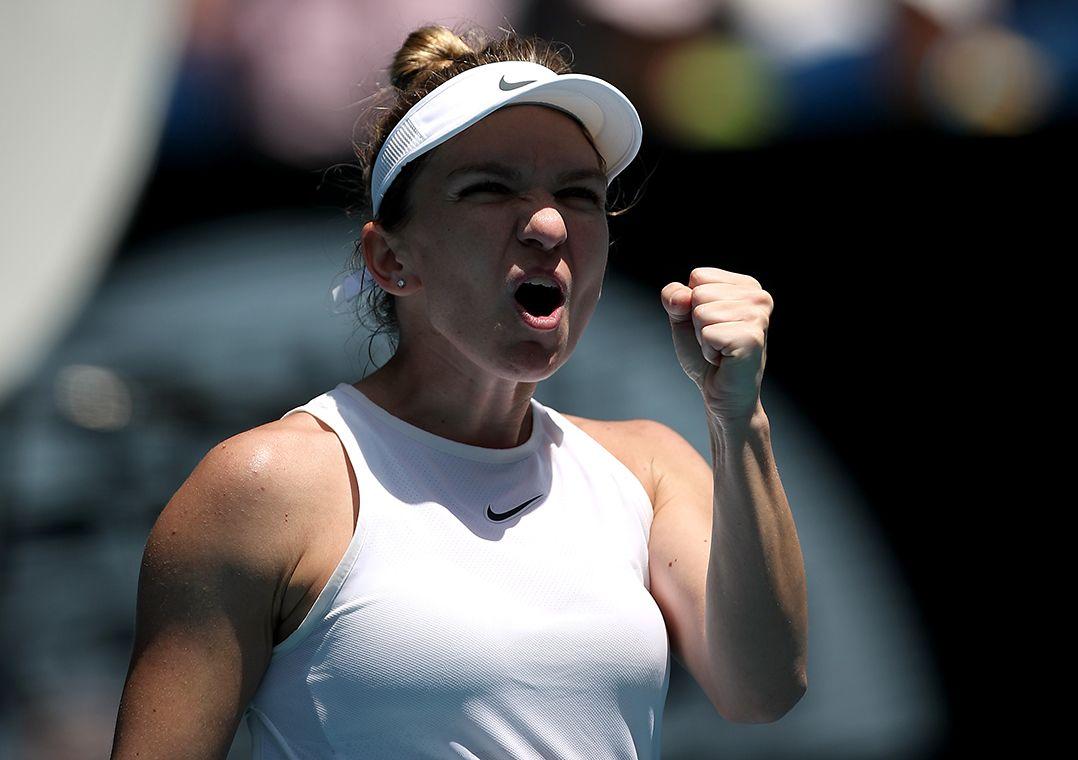Halep avança e queda de Kerber fará Australian Open ter campeã inédita