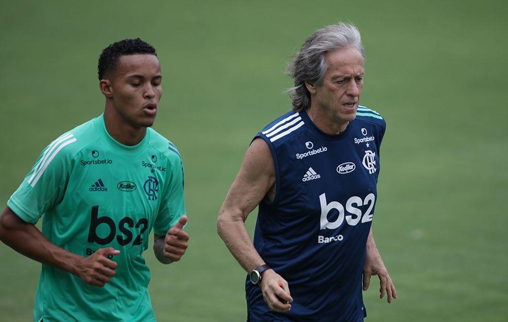 Jorge Jesus vai usar o Carioca como pré-temporada