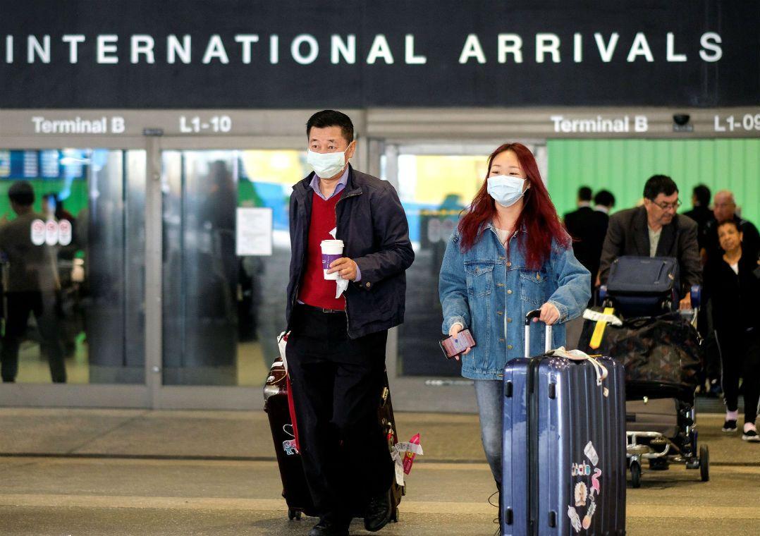 OMS eleva para alto o risco global de contaminação do coronavírus