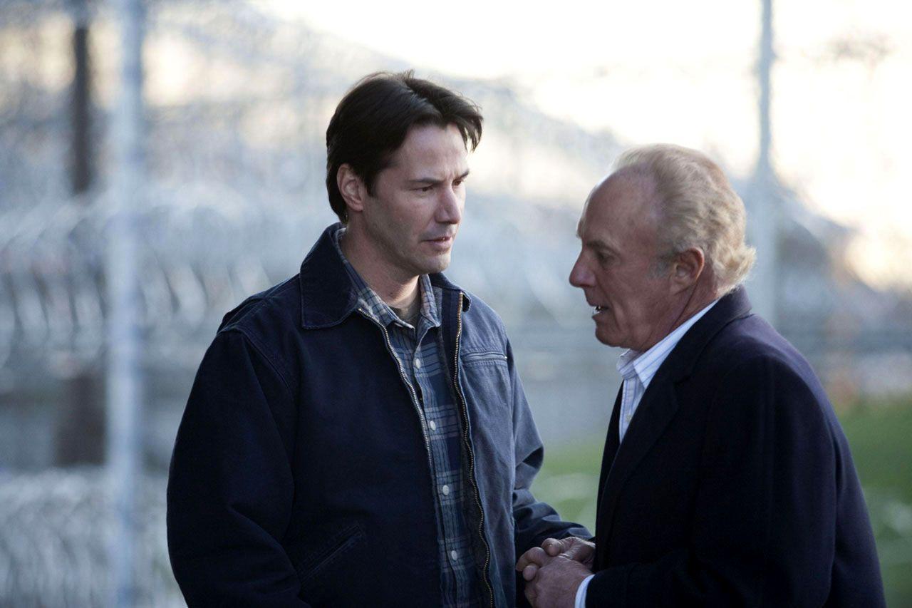Keanu Reeves e James Caan fazem parte do filme.  / Divulgação