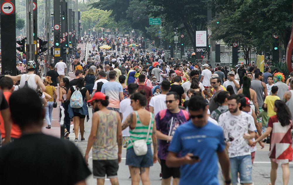 SP: Prefeitura suspende domingos abertos na Avenida Paulista até fim do carnaval