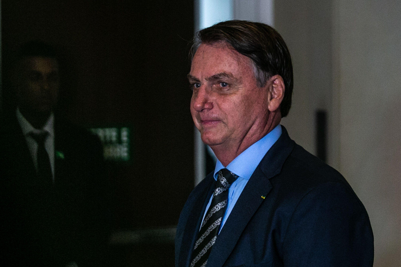 """Para Bolsonaro, reeleição é algo natural: """"Se você trabalhar, ela vem"""""""