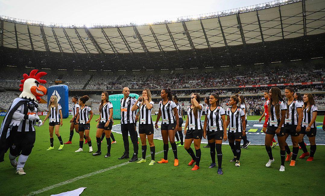 Atlético-MG repudia atitude machista de mascote e afasta funcionário