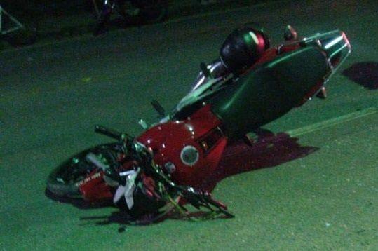 Jovem de 19 anos morre em acidente de trânsito em Cruzeiro